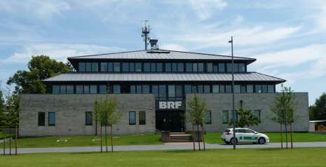 BRF head office and studios – radio station of the Belgian German-speaking Community - 1995