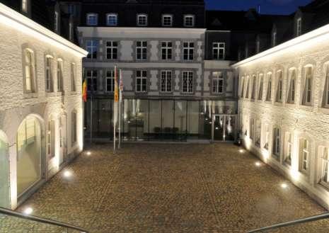 Siège du Ministre-Président de la Communauté germanophone – Gospert 42 à Eupen – 2008 à 2010