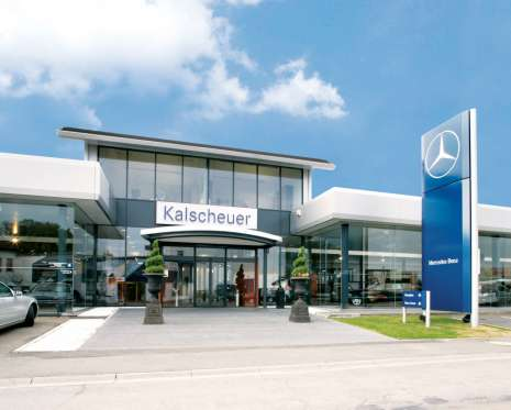 Mercedes-Benz Kalscheuer dealership in Eupen