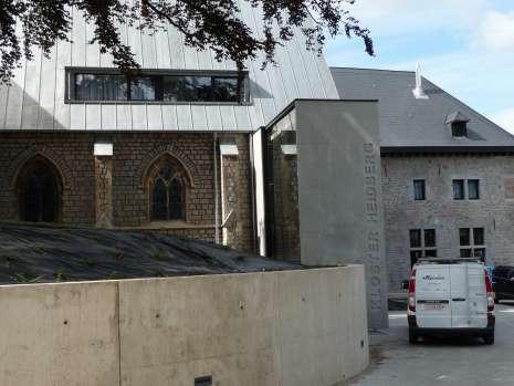 """Kloster Heidberg"" seminar centre in Eupen – 2013-2014"